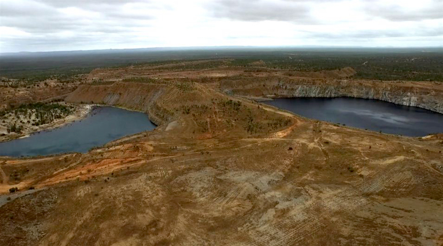 Abandoned Aussie gold mine to become renewable energy hub