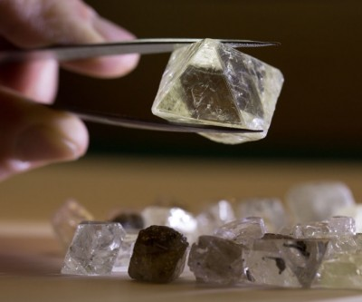 Alrosa unveils detection device for polished diamonds