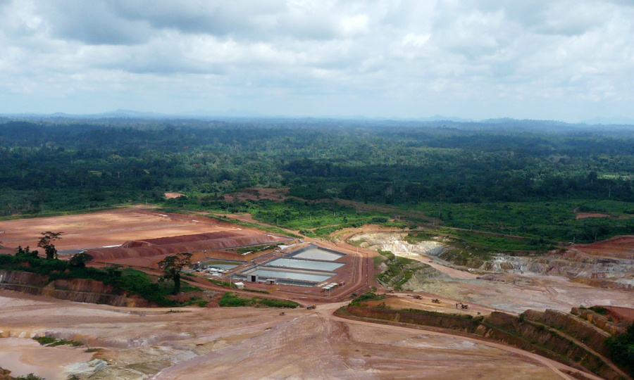 Endeavour jumps on 'significant' discovery at its Cote d'Ivoire gold mine