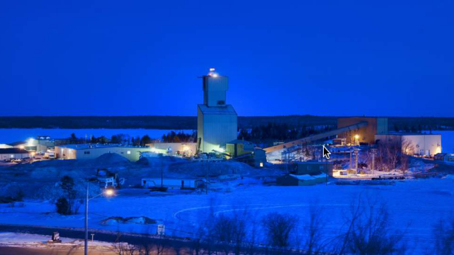 Go-ahead for Manitoba's True North gold mine