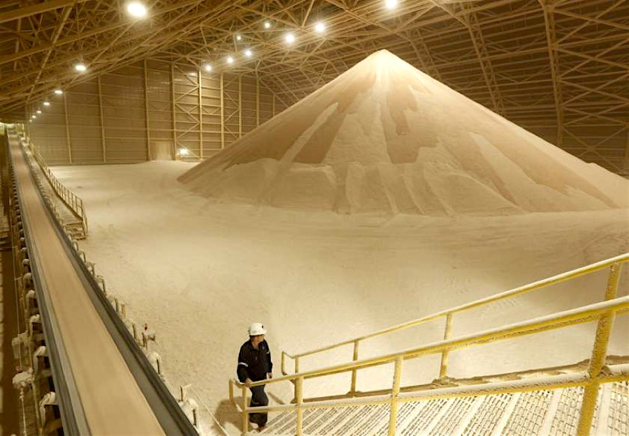 Potash Corp. and Agrium merge, create $36bn fertilizer giant