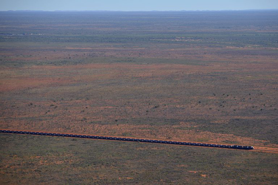 Australia's largest iron ore mine needs 500–600 workers