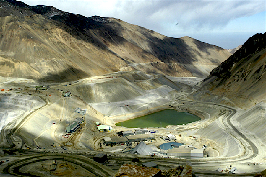 Strike ends at Anglo American Los Bronces mine in Chile