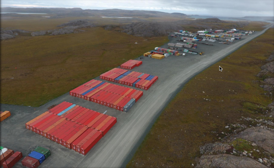 Giant arctic gold mine takes one step closer