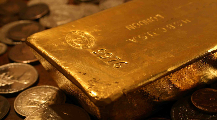 Fading ETF purchases will limit gold demand rise, Metals Focus says