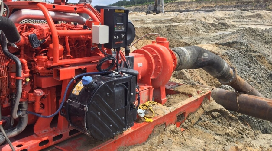 Xylem Specifies Volvo Penta Industrial Open Power Units for