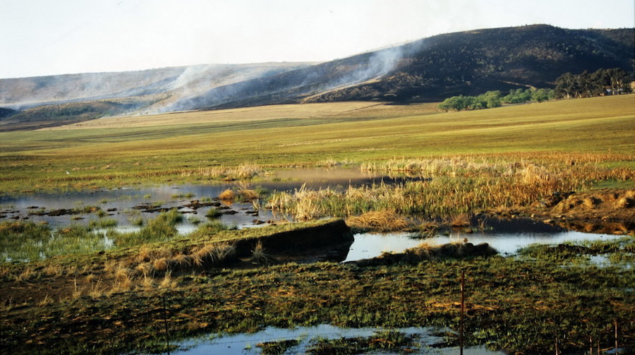 Controversy surrounds South African coal mine