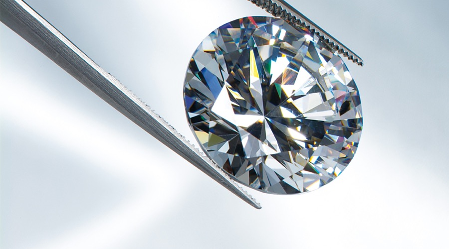 Data contained in diamonds could stay there forever too