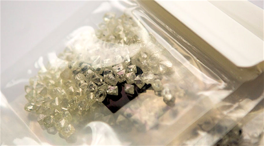 De Beers latest diamonds sale the lowest this year