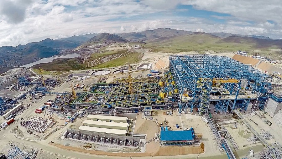 Protest ends at MMG's Las Bambas copper mine in Peru, exports to resume