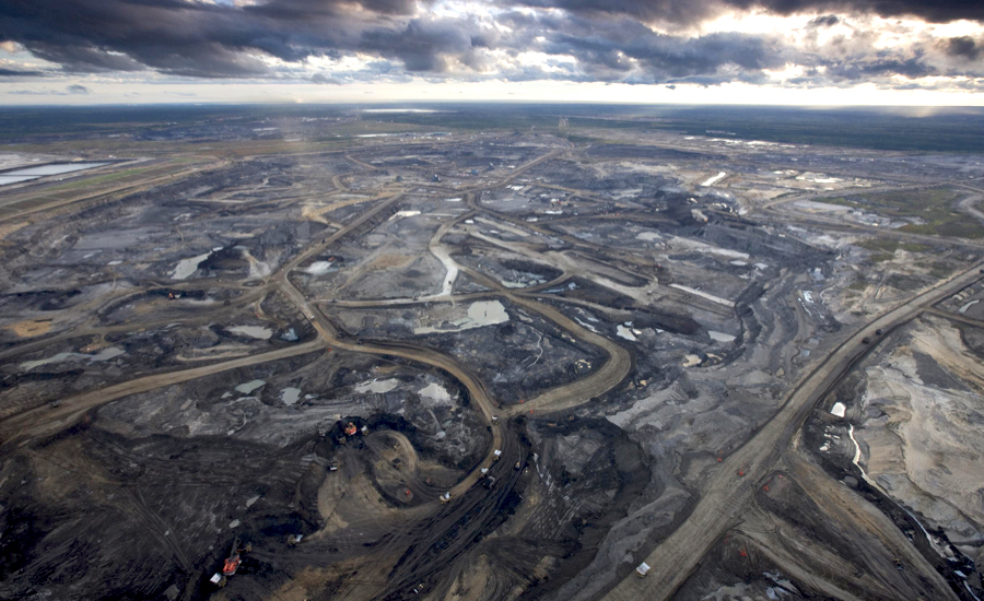 Six months after wildfires, Canada's oil sands now hit by Di Caprio's new movie