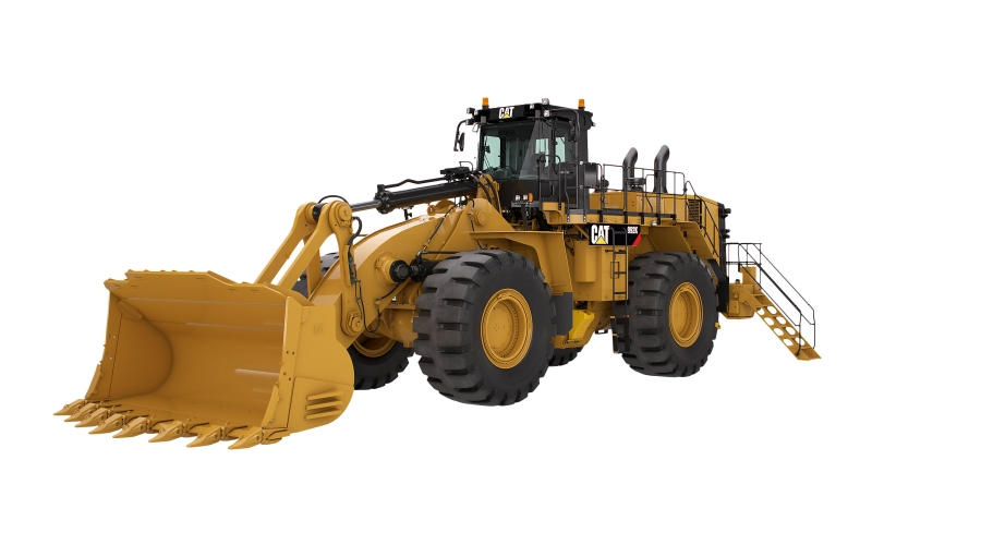Updates Advance Efficiency, Safety and Uptime for the Cat® 992K