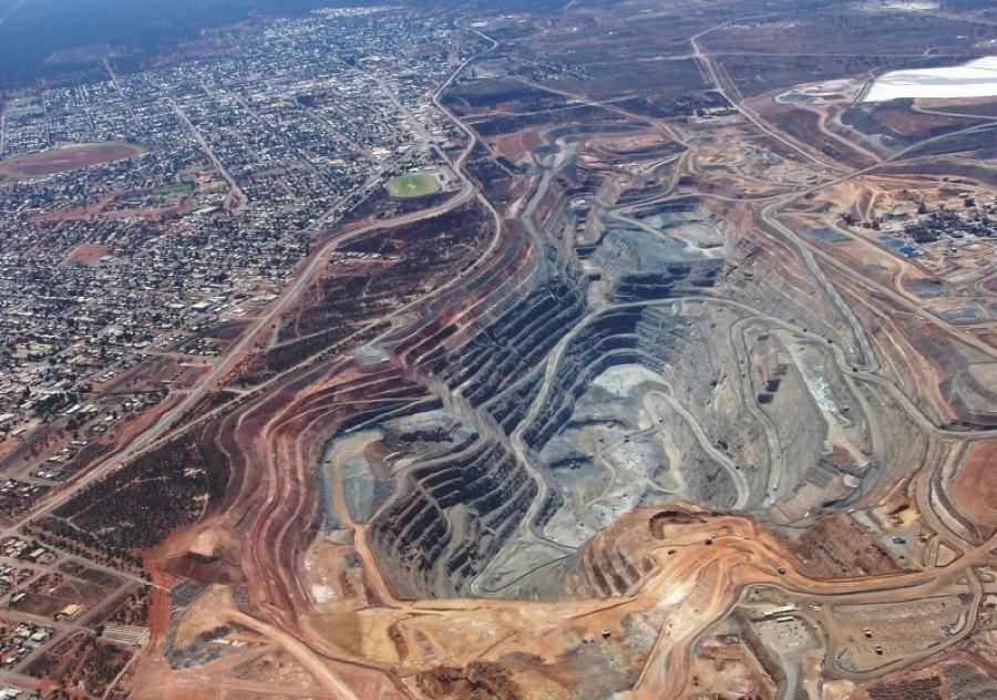 The world's hardest working gold mines