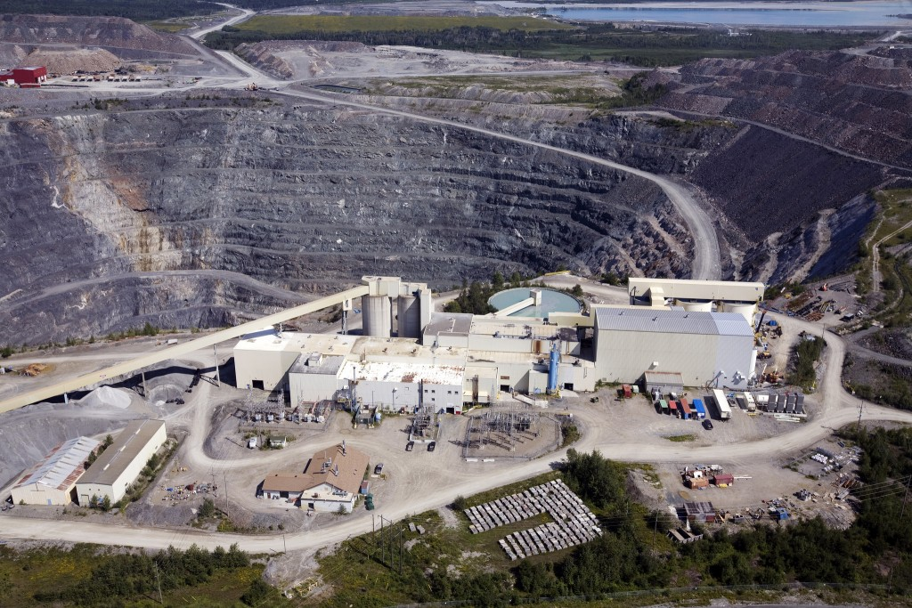 Canada's Goldcorp to make Borden an all-electric mine