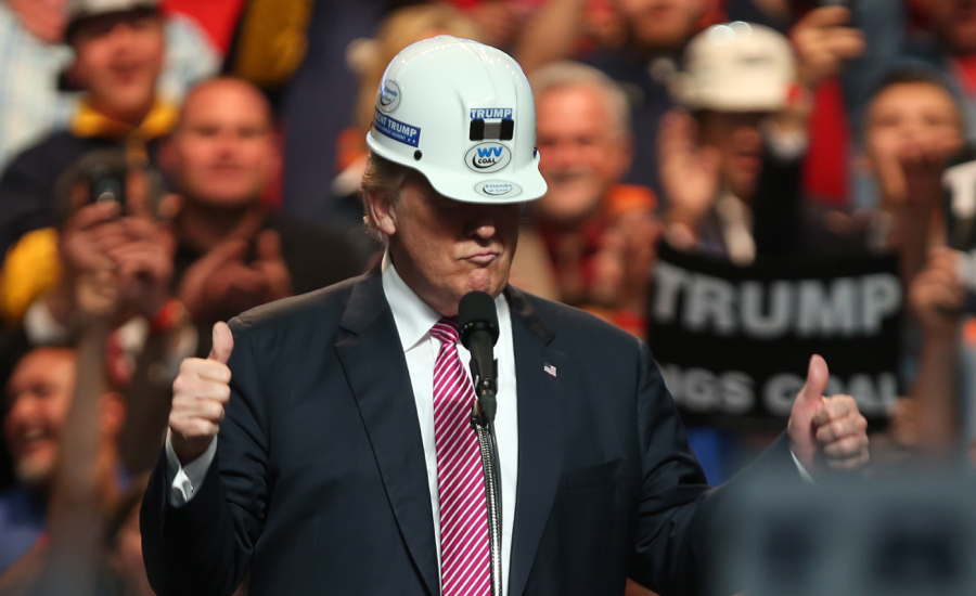 US mining and voters in sync re job creation, economy