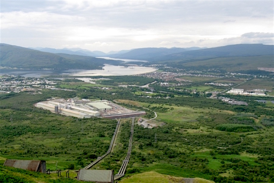 Rio Tinto sells Scottish aluminum assets for $410 million