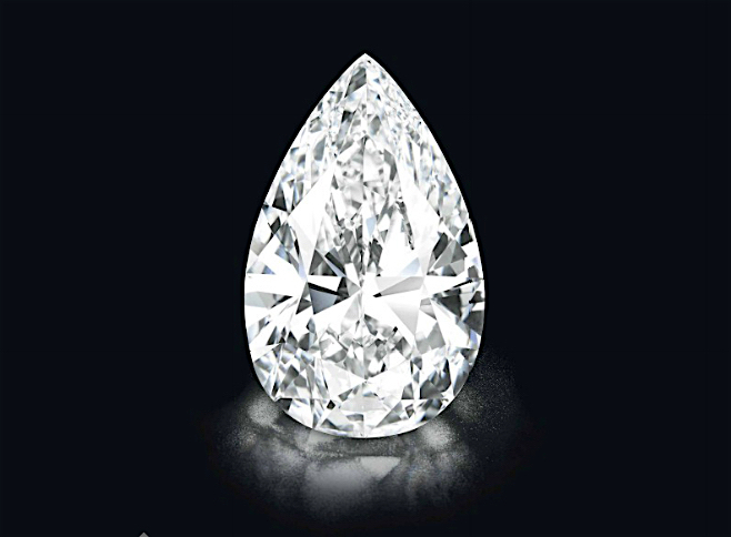 World's largest pair of pear-shaped diamond earrings could fetch up to $30m