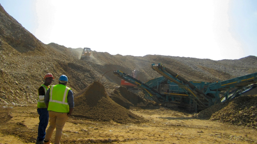 Screening operations to increase gold yield