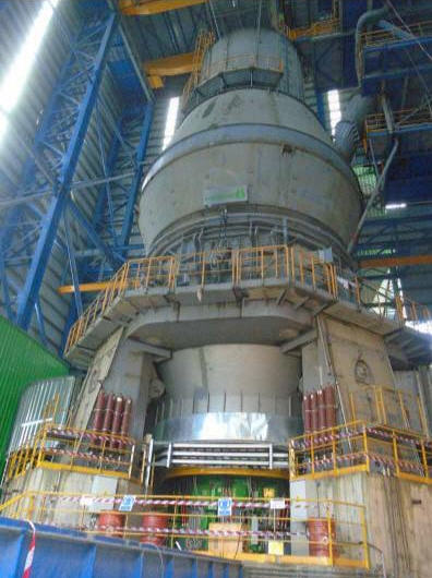 Cement Mill Operation : The power of innovative engineering biggest loesche