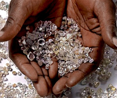 Cameroon involved in Central African 'conflict diamonds' trade — report