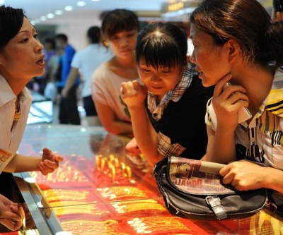 China gold premiums soar amid import limits