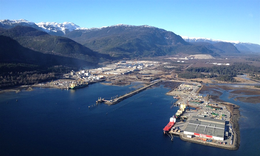 Main contractor on Shell LNG Canada project cancels bidding