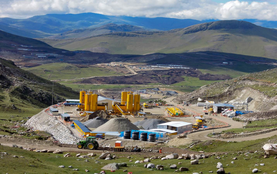 MMG's Las Bambas copper mine forced to file new environmental plan