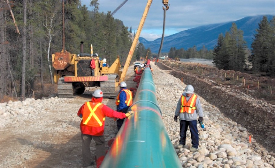 Kinder Morgan expected to spend up to $300M on Trans Mountain expansion