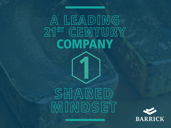 Barrick - Shared Mindset