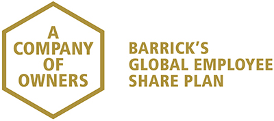 Barrick's Global Employee Share Plan