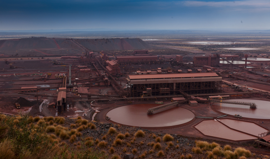 Anglo's Kumba Iron Ore just got a lot more attractive to potential buyers