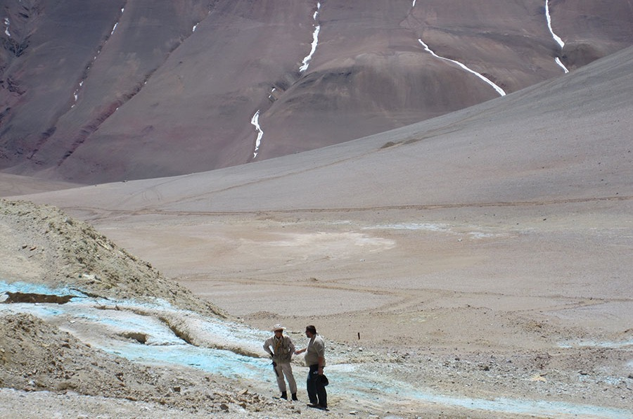 Canada's Filo Mining injects $7M into copper-gold-silver project on Chile Argentina border