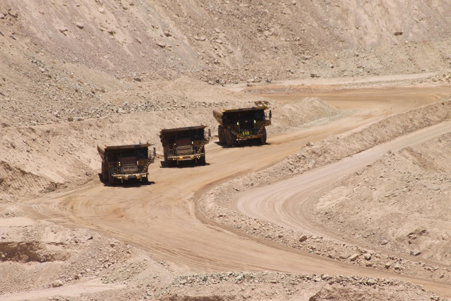Chile injects $975 million into state-owned copper giant Codelco
