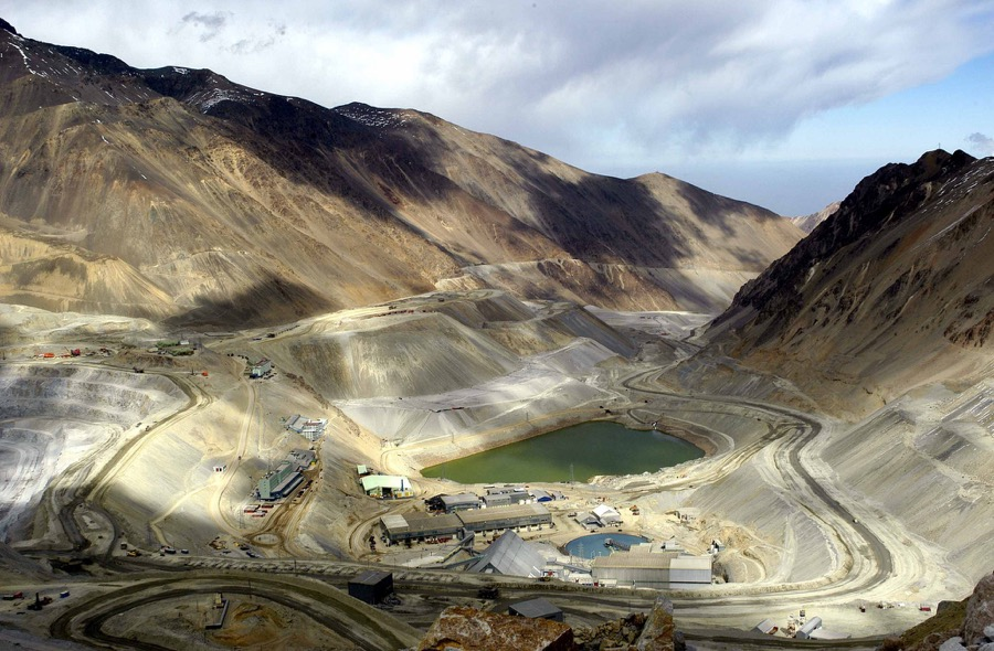 Copper takes some shine off Anglo American's results