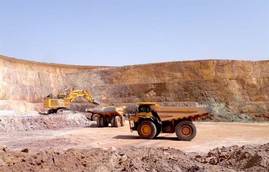 Endeavour Mining reports record gold output in 2016, shares climb