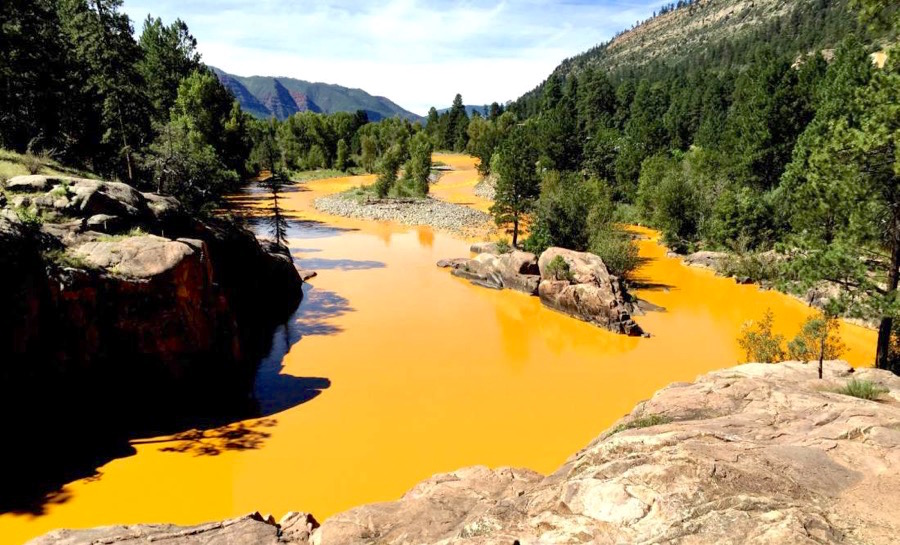 EPA says Colorado mine spill equivalent to 4 to 7 days of ongoing acid drainage