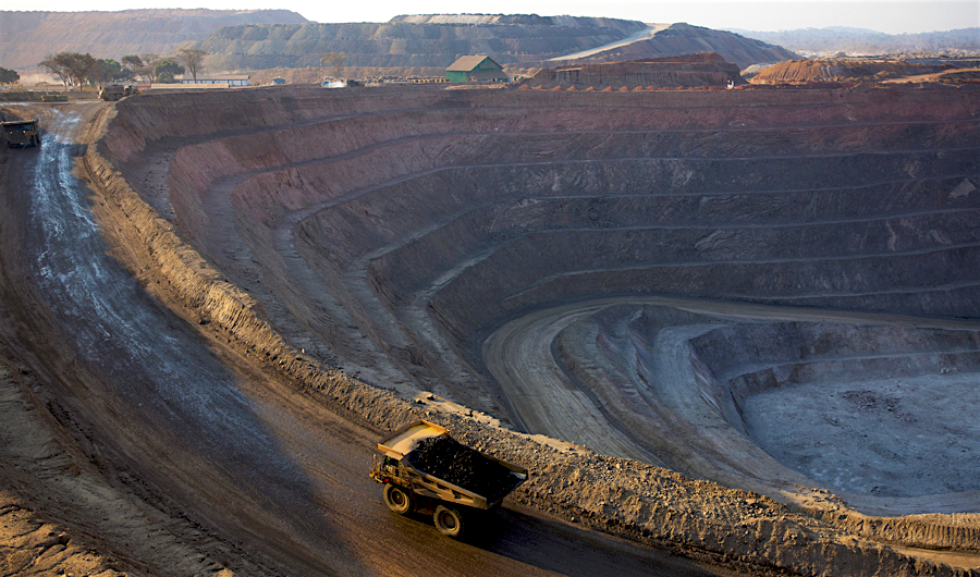 Glencore may take full control of Mutanda copper mine