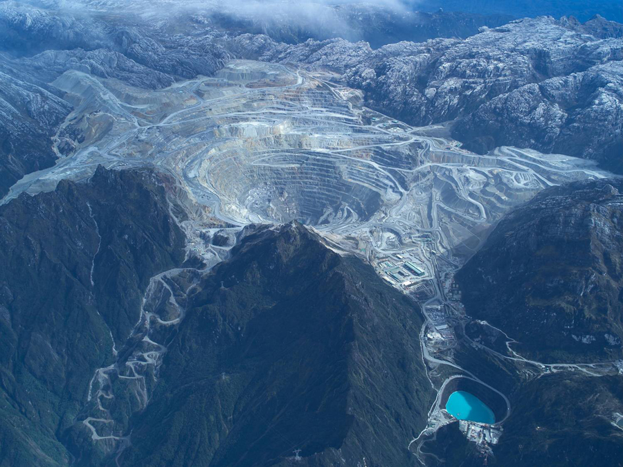 Rio Tinto wants out of Grasberg now