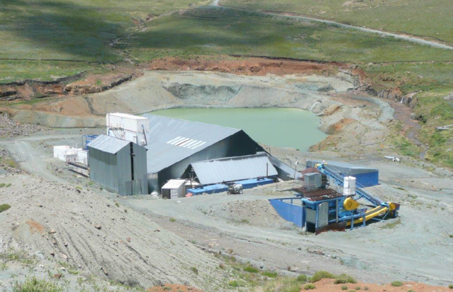 Lucapa adds Motahe project in Lesotho to portfolio, shares jump