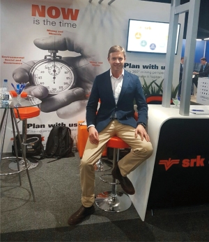 Andrew van Zyl, partner and principal consultant at SRK