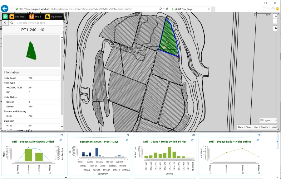 MiPlan's MiD&B application will provide immediate enhancements to Hexagon Mining's blast design solution, and significant benefits for customers.