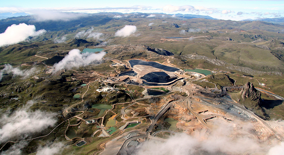 Barrick Gold Lagunas Norte - Top 10 lowest cost gold mines