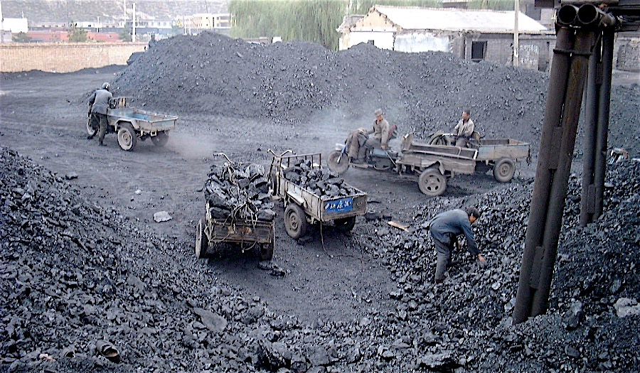 China may tighten up coal output curbs again as prices collapse