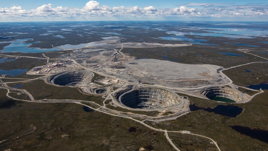 Dominion Diamond, Ekati miners reach provisional four-year deal