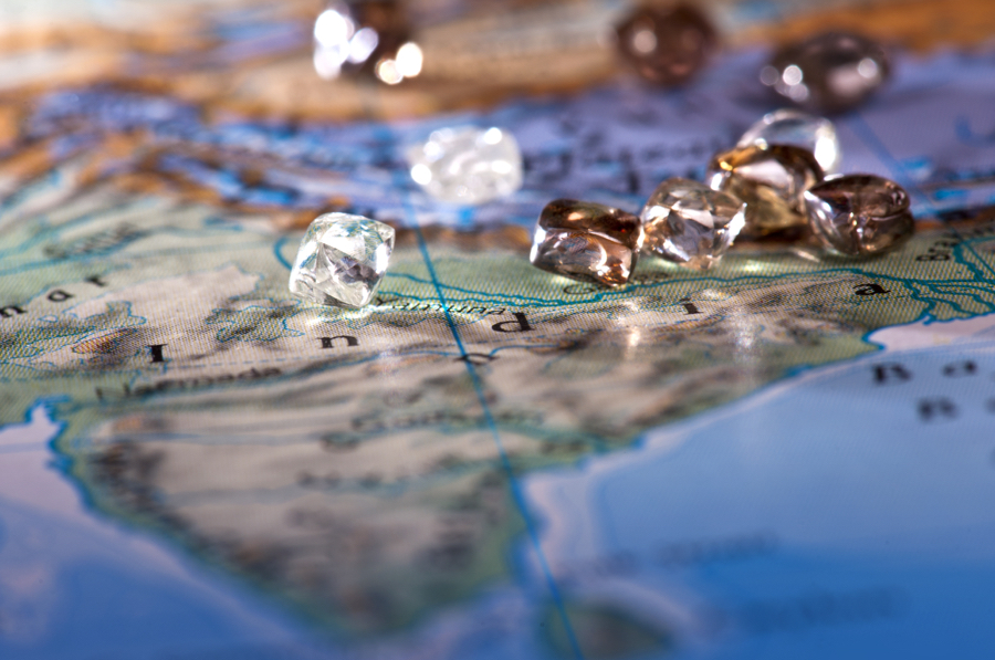 Rio Tinto gives shelved diamond mine to central Indian state