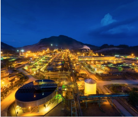 Sepon copper mining and processing complex. Source: mmg.com