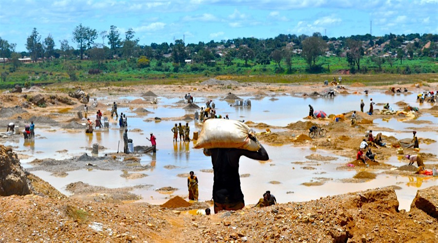 US mulls scaling back 'conflict minerals' rule