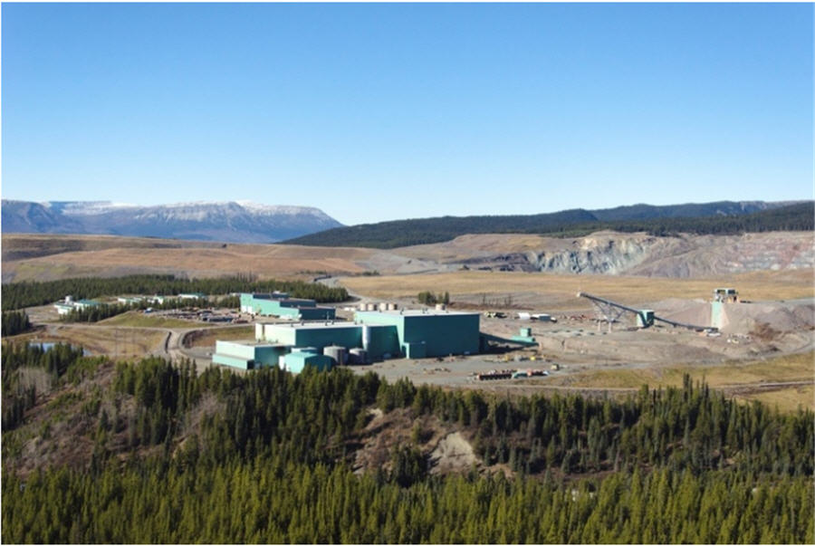 Former open-pit mine has $1 billion worth of existing mine infrastructure, including processing plant