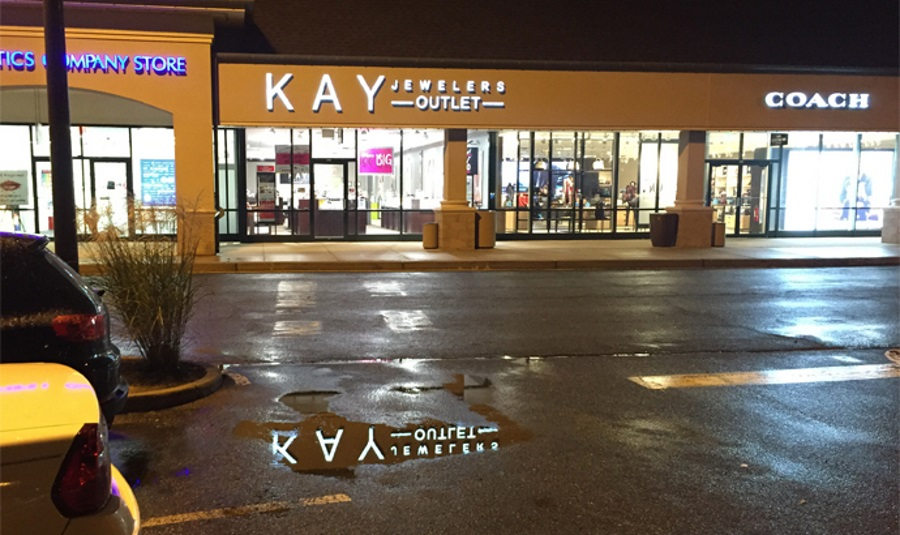 Kay Jewelers store in New Jersey, USA. Source: Paul Zimnisky