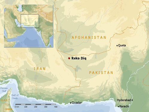 Tribunal rules in favour of Barrick, Antofagasta in Pakistan lease denial case